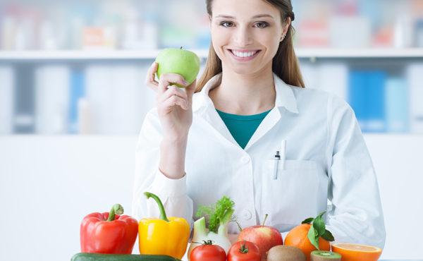 Auxiliar de alimentación y nutrición