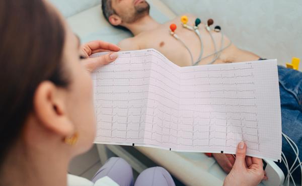 Electrocardiografía para enfermería